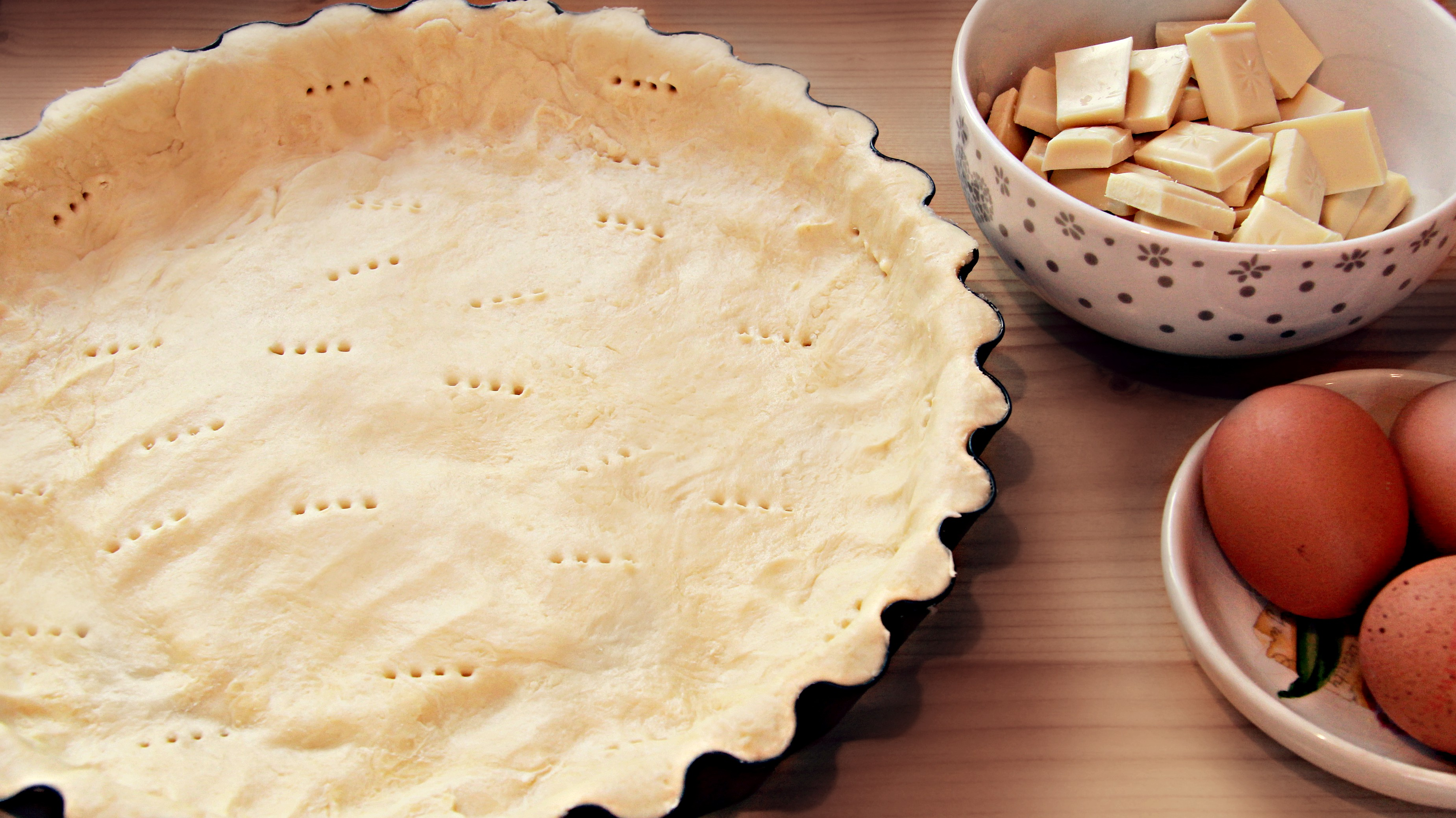 vajas tészta recept
