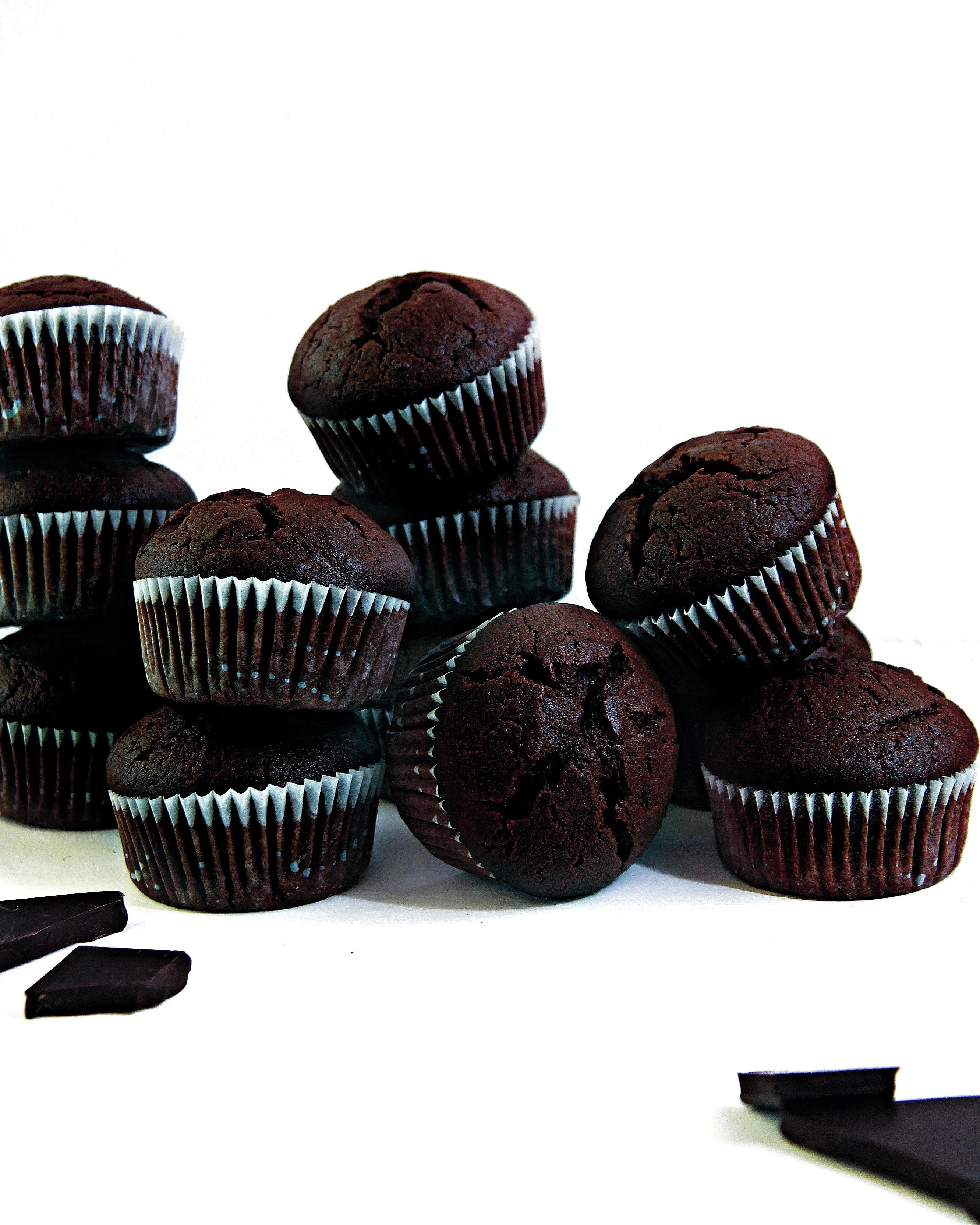 Csupa Csokis Cupcake