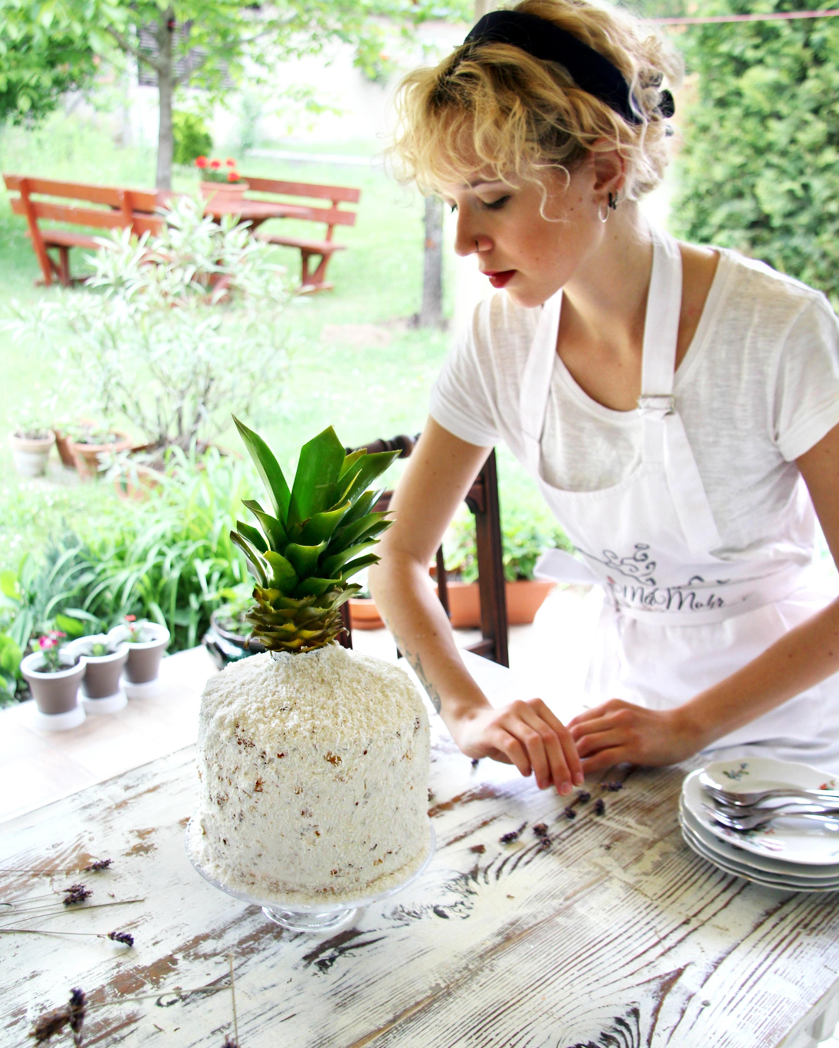 Süti MáMohr cake