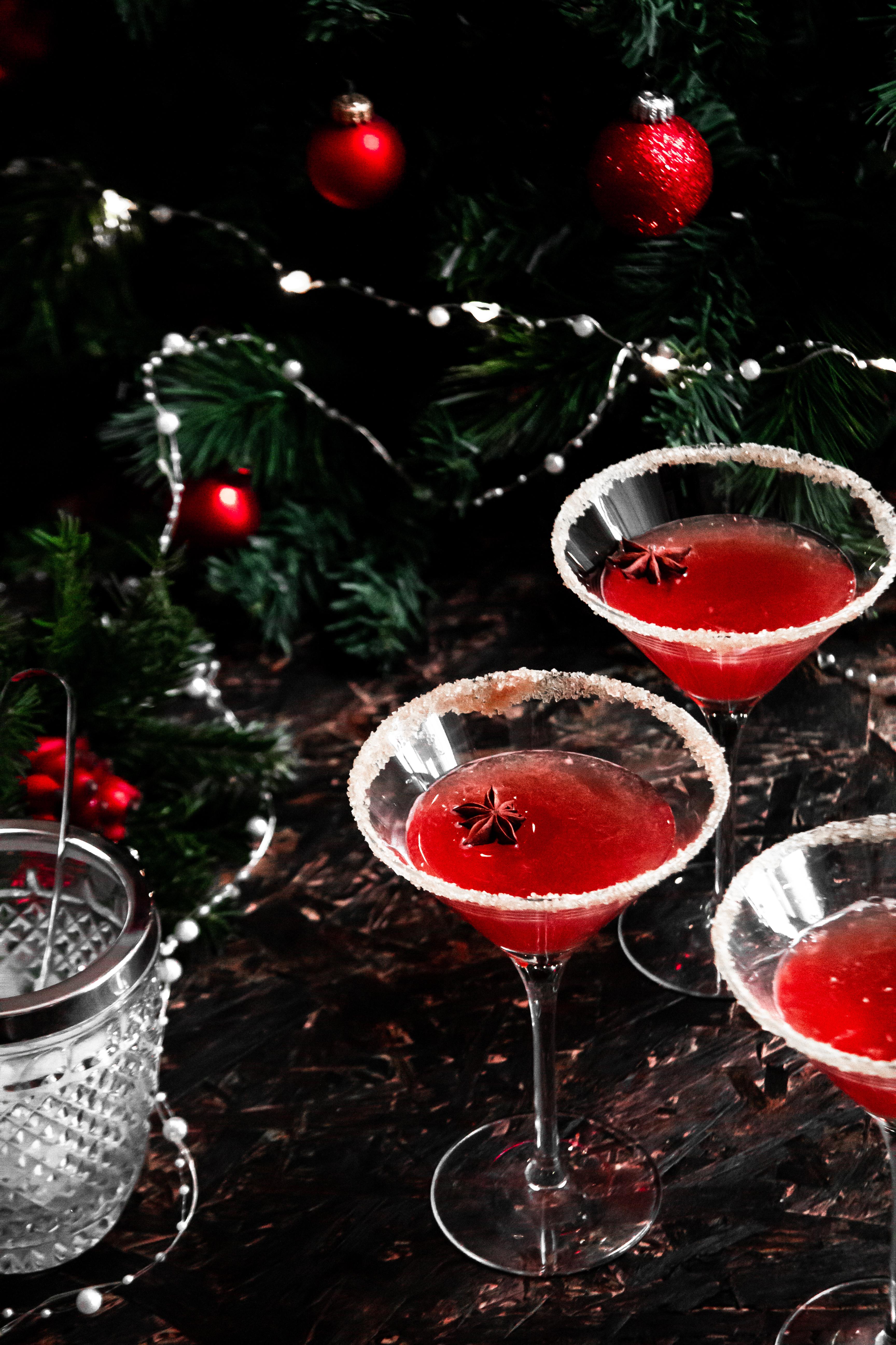 karácsonyi cocktail recept