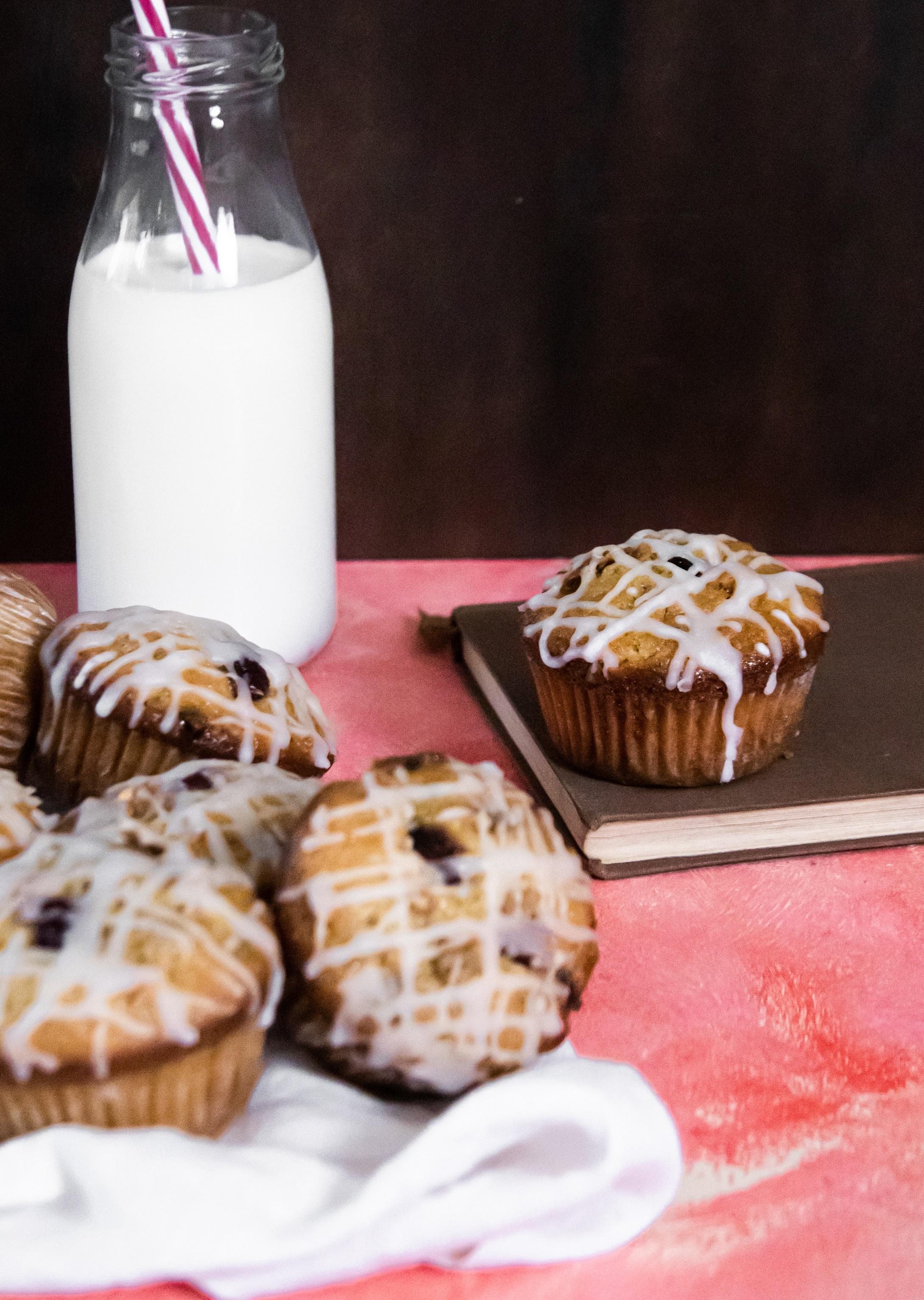 Citrusos Muffin recept
