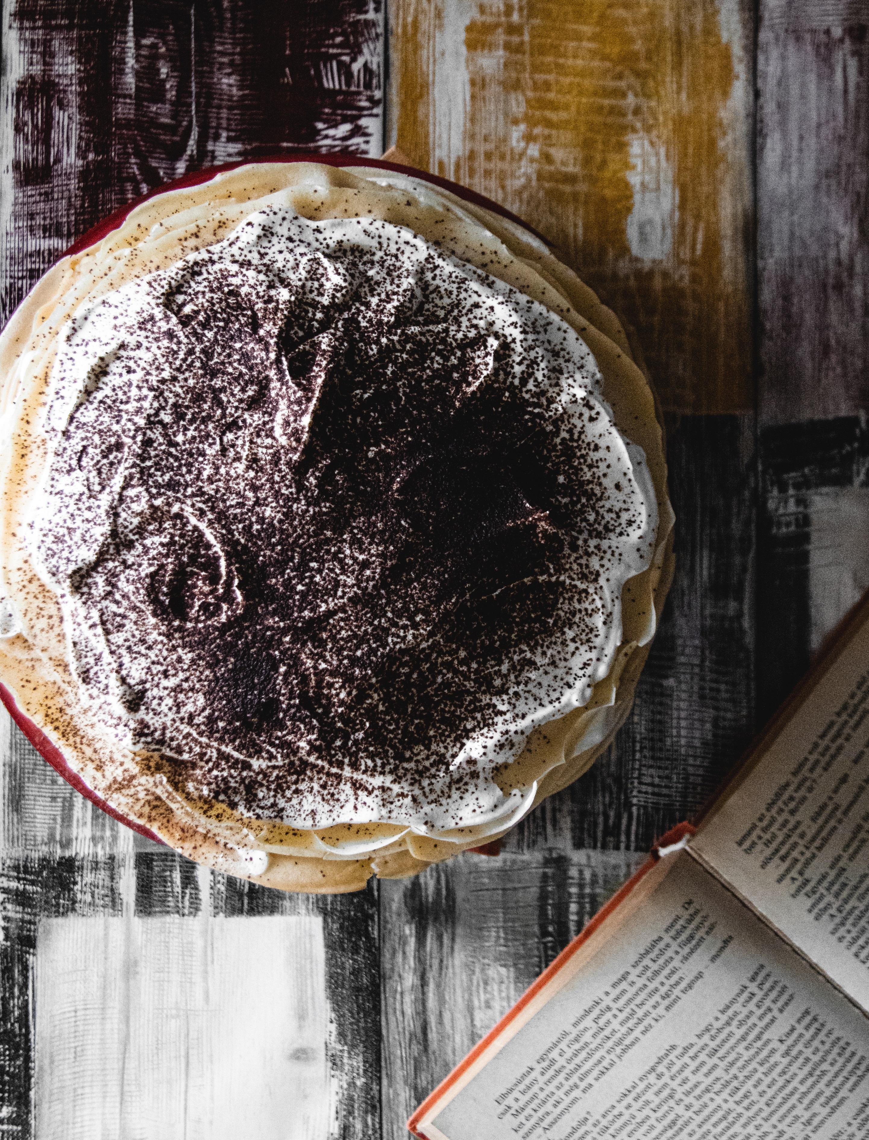 Tiramisu Palacsinta Torta