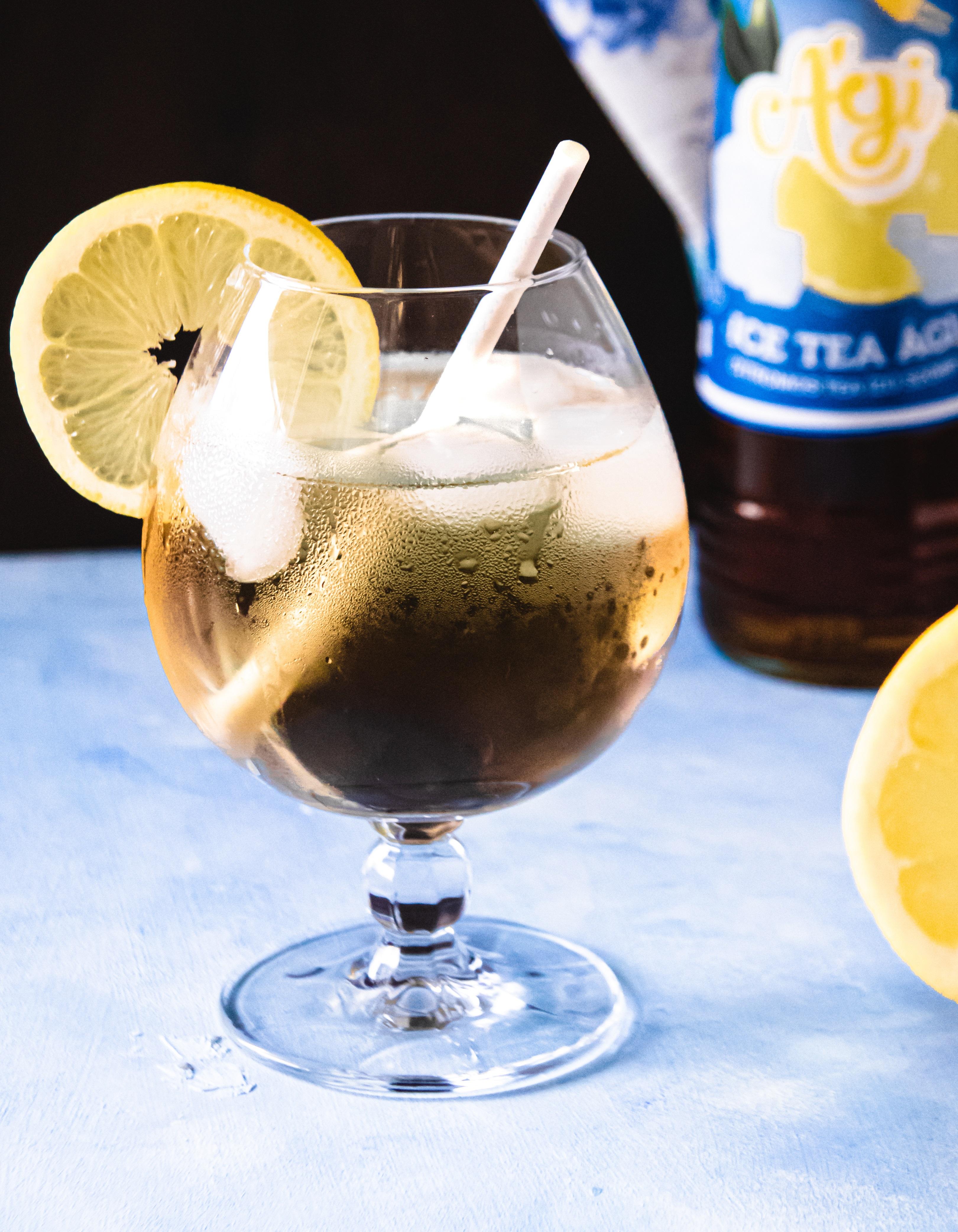 A limonádé világnapja - Ice Tea Limonádé recept