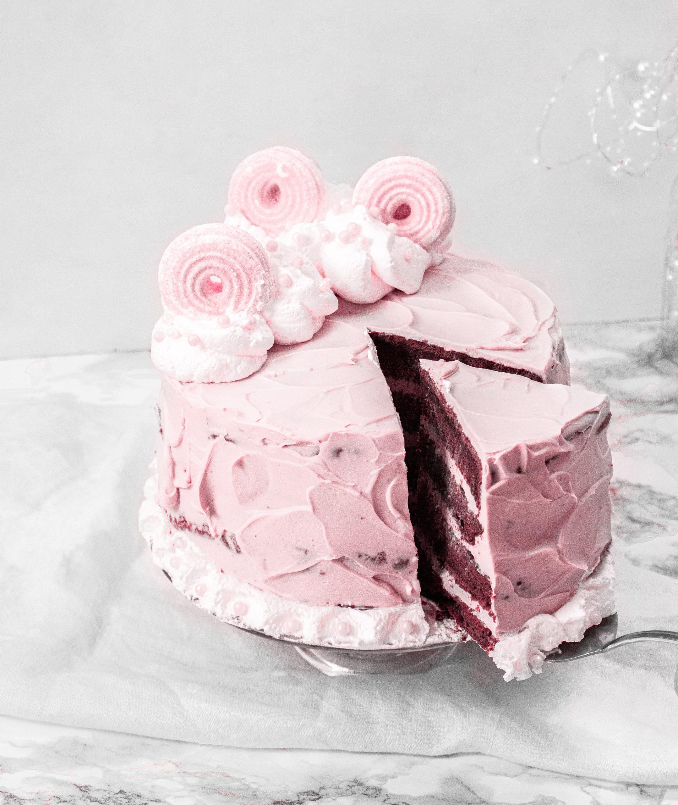ruby csokis torta
