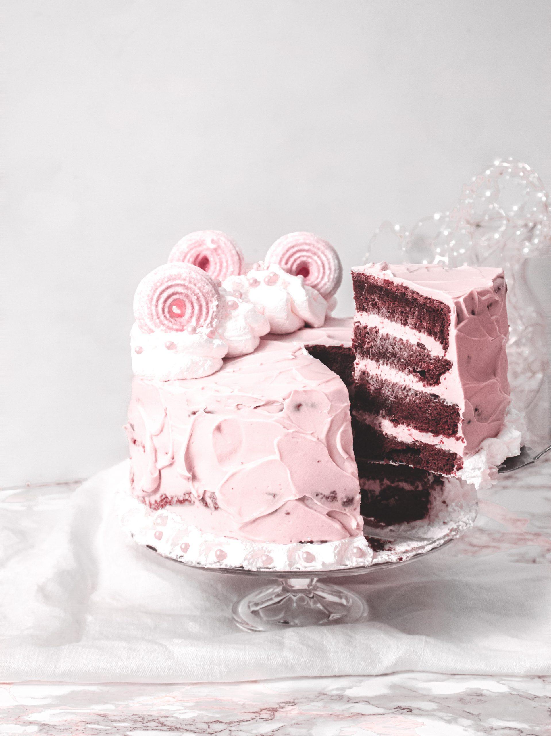 ruby csokoládé torta
